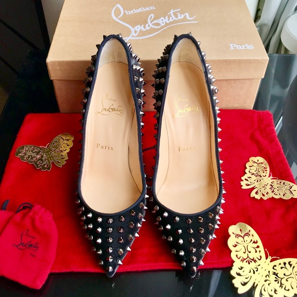 Christian Louboutin Shoes - NEW Christian Louboutin!!! LOVE LOVE LOVE <3<3<3
